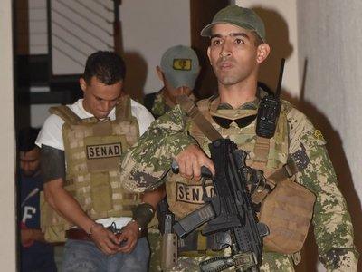 Expulsan del país a líder del PCC detenido en Asunción