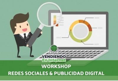 Este sábado realizarán taller de redes sociales y publicidad digital