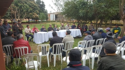 En San Pedro y Concepción aúnan fuerzas por recursos