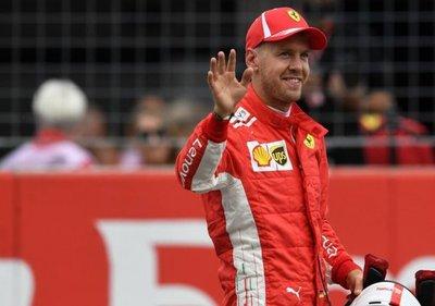 "Vettel: ""Tenemos los ingredientes para ganar"""