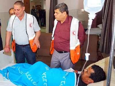 DD. HH.: Los hospitales están al borde del cierre en Gaza