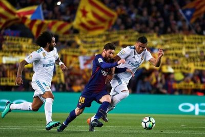 Barça-Real, el 28 de octubre
