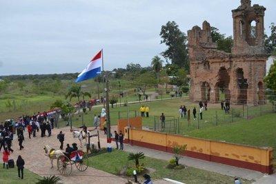 Ruinas de Humaitá son Bien del Patrimonio Cultural Nacional