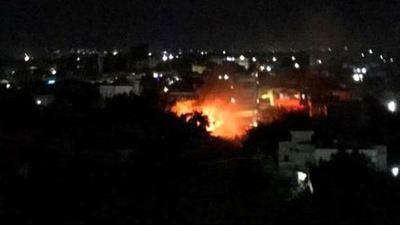 Explosión en clínica peruana deja unos 20 heridos