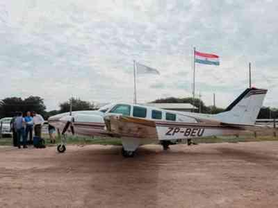 Continúa búsqueda de avión desaparecido