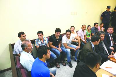 Caso Curuguaty: Salen hoy campesinos presos