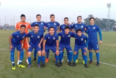 Sub 18: Sol de América inició el torneo goleando
