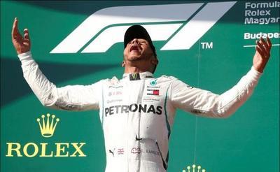 El Gran Premio de Hungría fue para Hamilton
