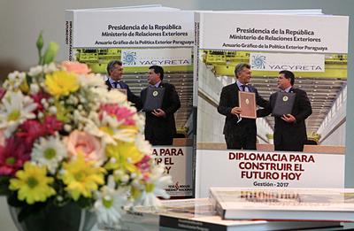 Anuario de la política exterior paraguaya fue presentada este martes