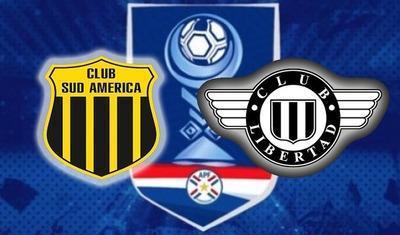 Hoy debuta Libertad en la Copa Paraguay ante Sudamérica de Paraguarí