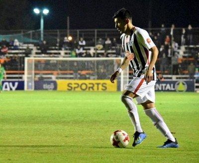 El cuadro de la Copa Paraguay