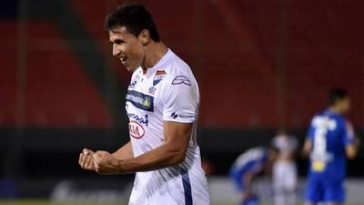 Nacional en acción por la Sudamericana