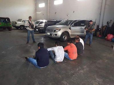 EE UU reconoce resultados de la lucha narco del gobierno paraguayo