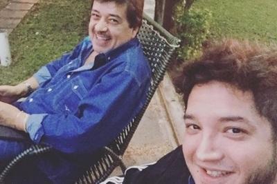 """Junior Rodríguez Prometió Seguir Los Consejos De Su Papá: """"Es Hora De Hacerte Caso"""""""