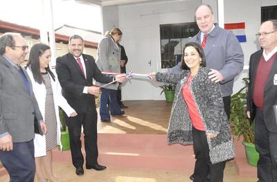 Cuatro nuevos albergues habilitados en Alto Paraná con una millonaria inversión