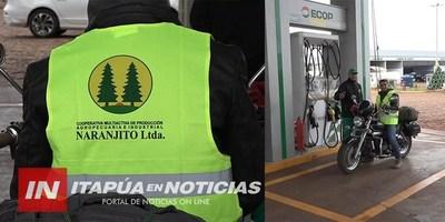 """""""HACETE VER"""": LA CAMPAÑA DE SEGURIDAD VIAL IMPLEMENTADA EN NARANJITO."""