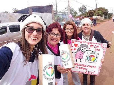 Celebran la vida con festival en la Costanera de Hernandarias
