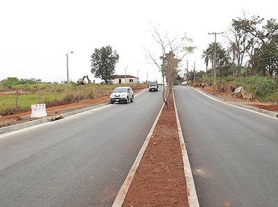 Construyen nueva vía alternativa para la construcción de viaductos en Km 7