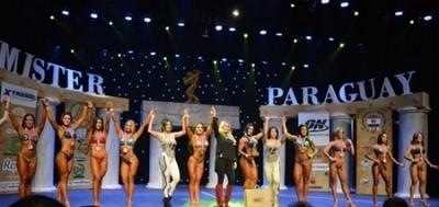 Récord en cantidad de atletas en el Mister Paraguay 2018