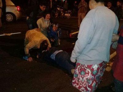 Motociclista fallece en accidente de tránsito en Yasy Cañy