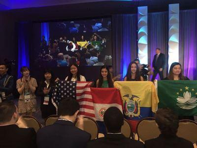 Estudiante paraguaya queda entre los 10 primeros puestos en competencia mundial de Adobe