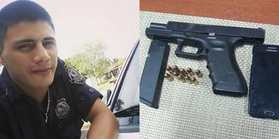 POLICÍA  ASALTABA EN SUS DÍAS DE FRANCO