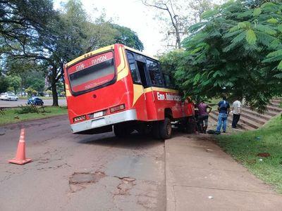 Empresa de transporte no acepta boleto estudiantil