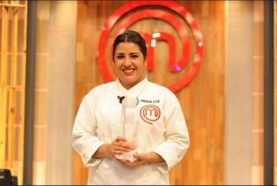 María Liz es la primera 'MasterChef Paraguay'