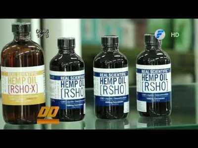 Salud aprueba comercialización de medicina a base de cannabis de producción local