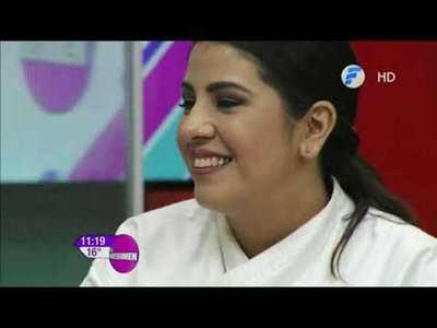 Mariz Liz se convierte en la gran ganadora de MasterChef Paraguay