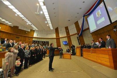 Nano Galaverna ya se instaló como diputado nacional