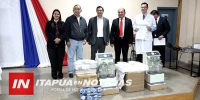 INTRODUCEN NUEVAS REFACCIONES EN EL HOSPITAL REGIONAL DE ENCARNACIÓN