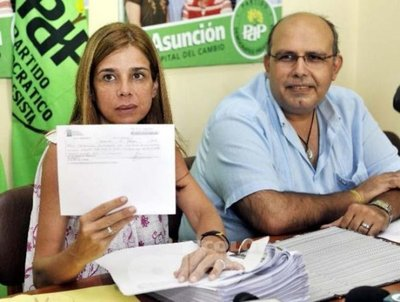 Desirée devolvió G. 133 millones al TSJE y su caso quedó impune