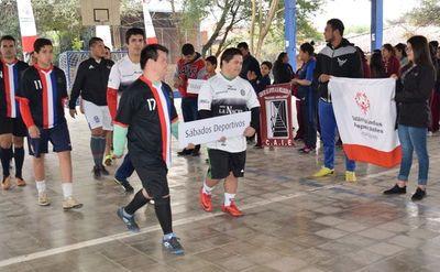 El Máximo Arellano dominó competencia de futsal de OEP