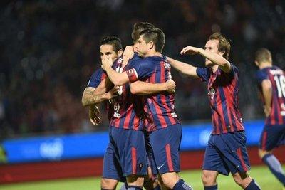 Cerro Porteño vs Palmeiras  prometen atractivo partido