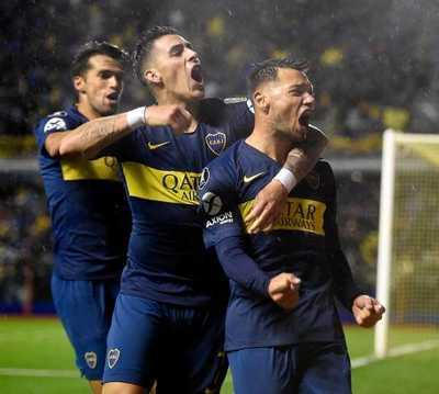 Libertad pierde contra Boca Juniors y está con un pie fuera de la Copa Libertadores