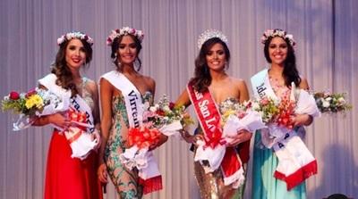 Karina Cardozo aclara que no sabía que la Miss San Lorenzo es funcionaria municipal