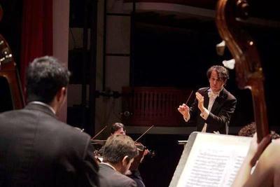 Serenatas en el 5º concierto de temporada de la OSIC