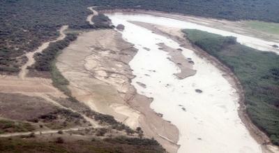 Regreso de las aguas del Pilcomayo favorecerá a productores chaqueños