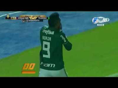 Cerro Porteño cae contra el Palmeira