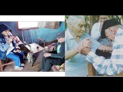 Pareja de abuelos en San Cosme celebran 80 años juntos
