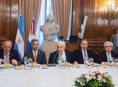 Marito presenta plan de inversiones en Argentina