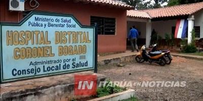CRÍTICA SITUACIÓN DEL HOSPITAL DE CNEL. BOGADO ANTE LA ESCASEZ DE RECURSOS.