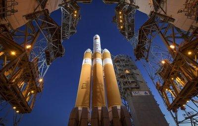 La NASA lanza una sonda que se acercará al sol