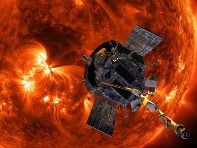 La NASA lanza con éxito la sonda Parker para llegar al Sol