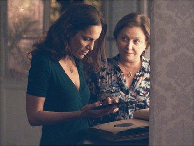 Ana Brun recibe premio a mejor actriz en Festival de Cine de Lima