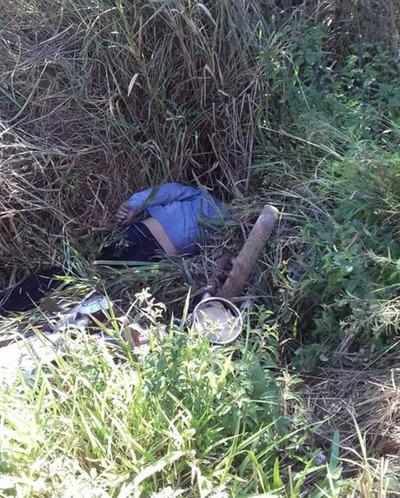 Reportan hallazgo de cadáver en el Este