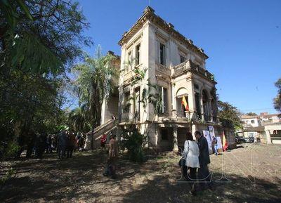 Tras un siglo, el Palacete Peris reabrirá con todo su fulgor