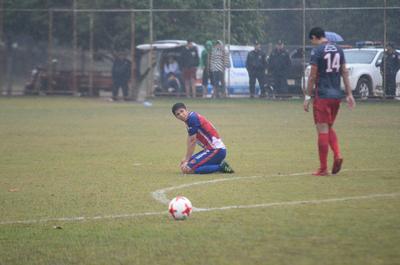Dura derrota de Corrales ante el puntero
