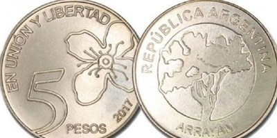 COMENZARON A CIRCULAR LAS MONEDAS DE $5 Y SE VIENE EL LANZAMIENTO DE LA DE $10 –
